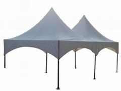 custom logo designs Awning Pagoda Tent