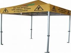 High quality chap price 3x3 aluminum frame pop up tent  gazebo tent