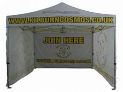 Hot selling tradeshow tent 10x10 canopy tent gazebo tent