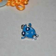 Metal pin badge lapel pin badge