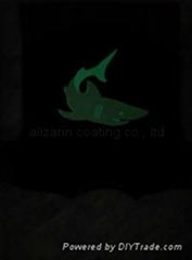 Eco-solvent Glow dark Printable flex