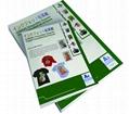 Alizarin Panda Dark InkJet Transfer Paper for 100% cotton T-shirts (Hot Product - 1*)