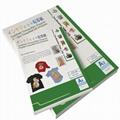 Alizarin Panda Iron-on InkJet Printable