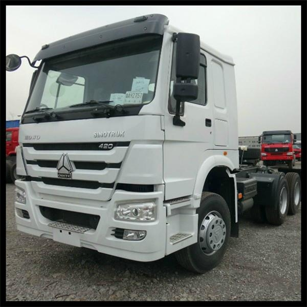 HOWO 6x4 Tractor Truck 1