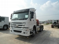 HOWO 6x4 Tractor Truck 2