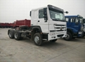 HOWO 6x4 Tractor Truck 4