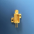 CNC gold plating RF laser cavity enclosure 3