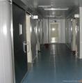 Guangzhou steel hospital doorclinic door 3