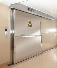 lead lined steel door