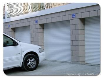 ga  anized steel roller shutter door 3