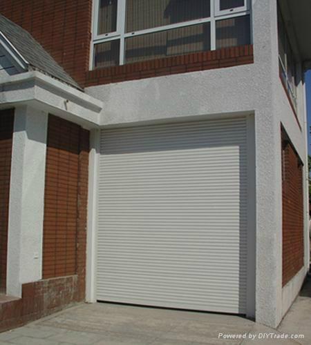 aluminum roller shutter door 1