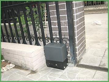 24V sliding gate motor 5