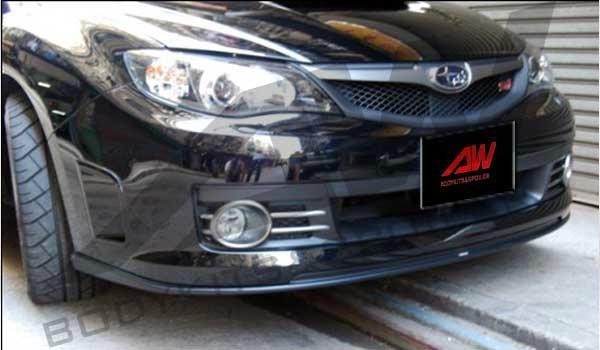 Subaru Impreza 10 Sti Front Lip Aw Sbr 10sti Fl Aw China