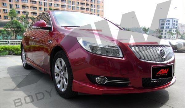 auto parts :2009-2011 Buick Regal body kits 1