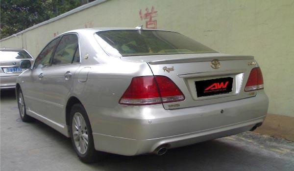 2005-2009 Toyota Crown OEM Bodykits 3