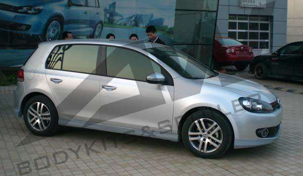 VW  GOLF6  VOTEX Body kits 1
