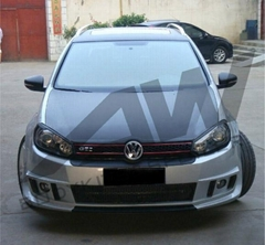 09-11 GOLF6 ABT body kits