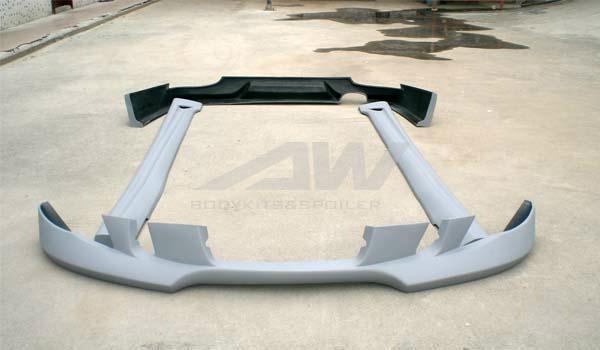 2008-2009 BMW E60 AC Style body kits 2