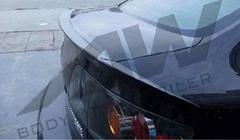 汽车改装包围尾翼:05-11年马自达3 三段式 PU押尾