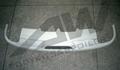 奥迪A4L PU 4出后护板