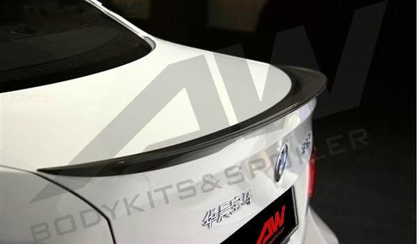 2005-2011 BMW 3 Series E90 Performance Spoiler 2