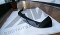 carbon fiber rear spoiler Golf 6 VOTEX 2