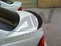 carbon fiber rear spoiler  E90