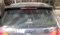 高尔夫6  GTI 碳纤维尾翼