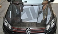 GOLF 6 GTI Carbon fiber bonnet