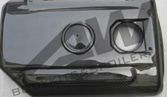 GTI  發動機罩 碳纖維
