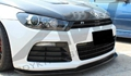 Scirocco GT front lip 1