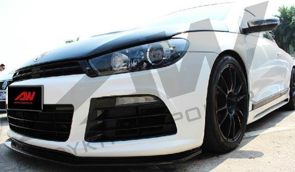 Scirocco GT front lip 2