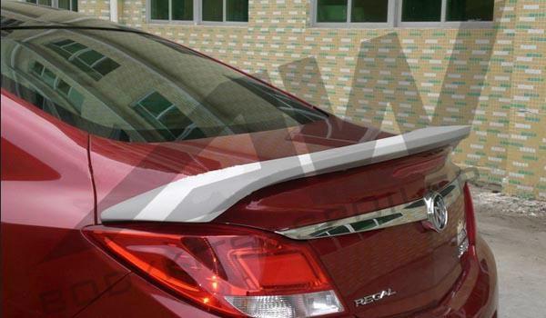 2009-2011 Buick Regal Spoiler 1