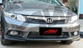 2011 Civic OEM PU Body kits