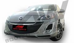 Mazda3 kenstyle PU bodykits