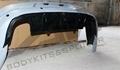 VW CC 4 exhausts rear diffuser 3