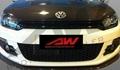 VW  Scirocco carbon fiber front lip