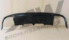 AUDI  S5 rearguard