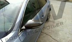 VW Passat  carbon fiber side mirror cover