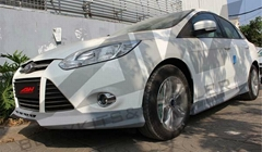 2012Ford Focus PU bodyki