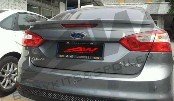 2012 ford focus pu spoiler aw ford aw china manufacturer car exterior decoration car
