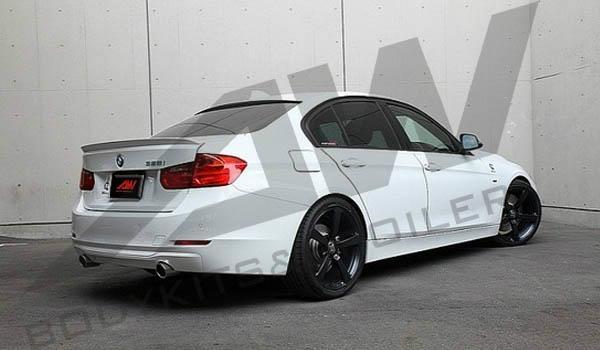 BMW F30/35 spoiler 1