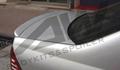 奔驰W203  carlsson尾翼