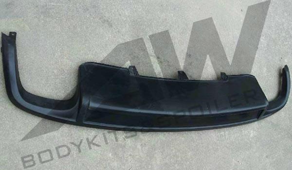 AUDI S4 rearguard 4
