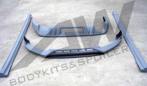 2009 AUDI A4L B8 PU bodykits  4