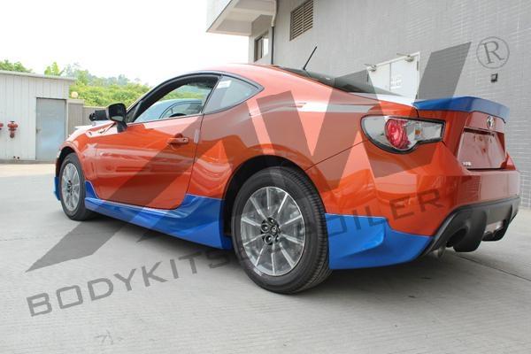 Toyota GT86 PU BODYKITS 4