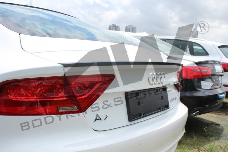 AUDI  A7 Spoiler 4