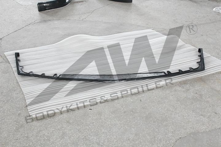 Cadillac CTS - V engine cover + front lip  3