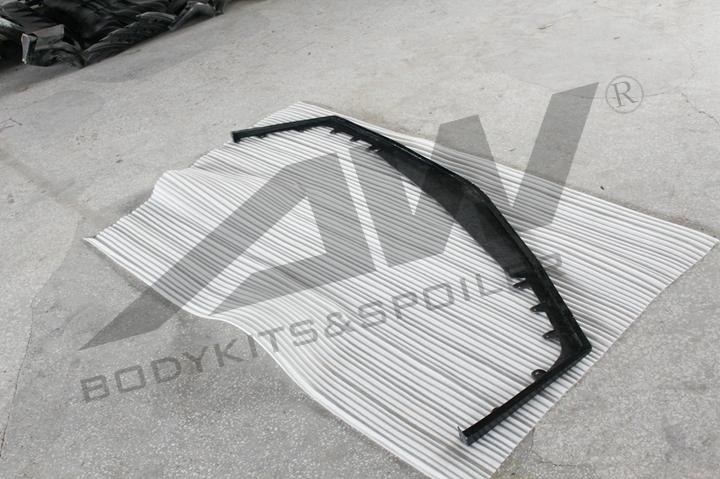 Cadillac CTS - V engine cover + front lip  4