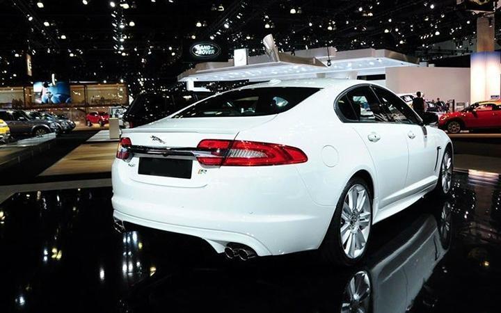 Jaguar xf tspoiler aw china manufacturer car - Car exterior decoration accessories ...